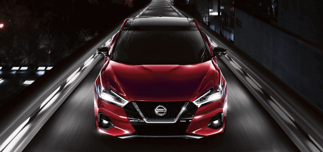 2020 Nissan Altima AWD driving on highway