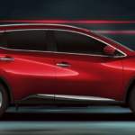 2020 Nissan Murano Cayenne Red Metallic