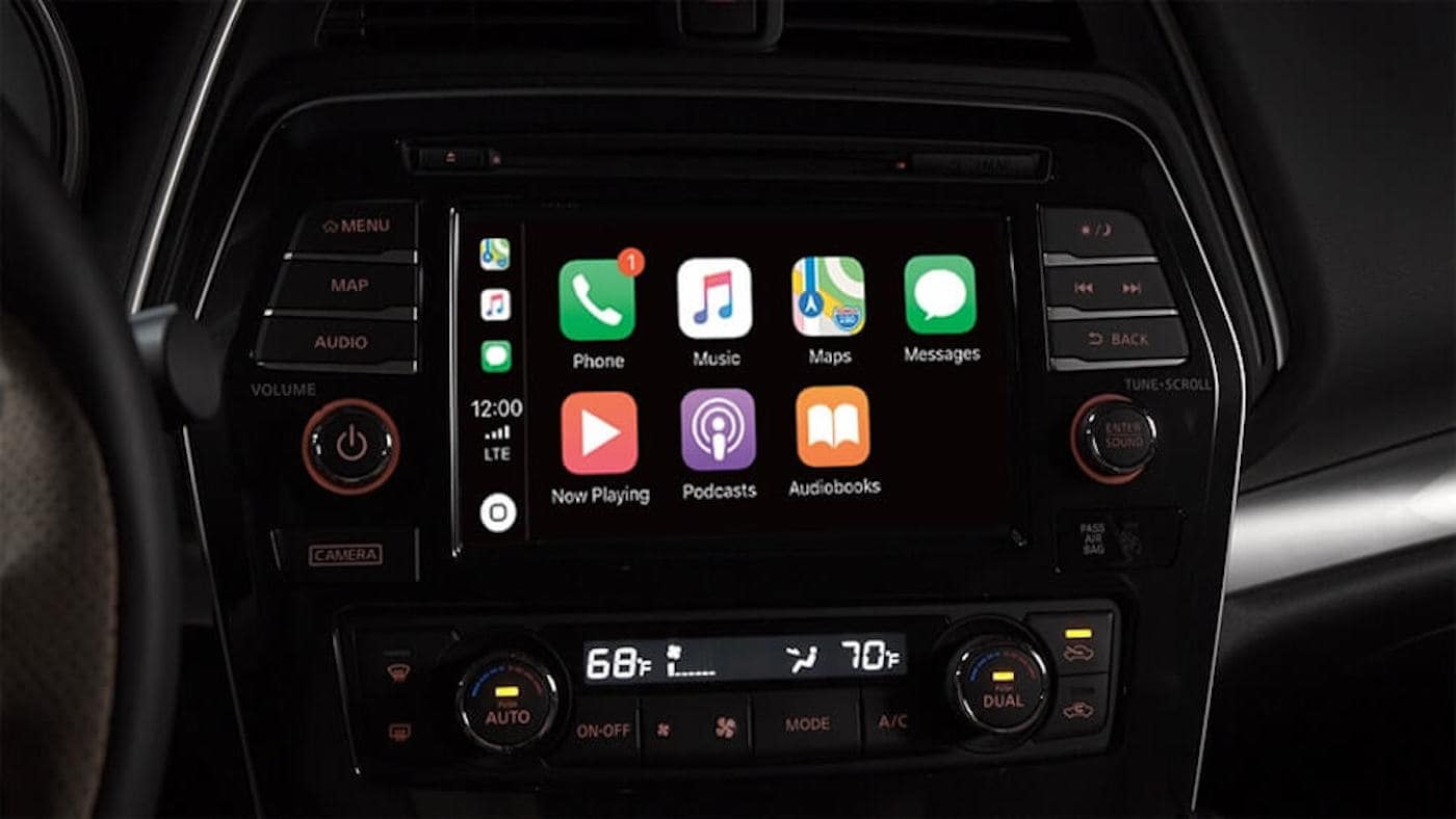 Nissan Rogue Apple Carplay How To Connect Planet Nissan