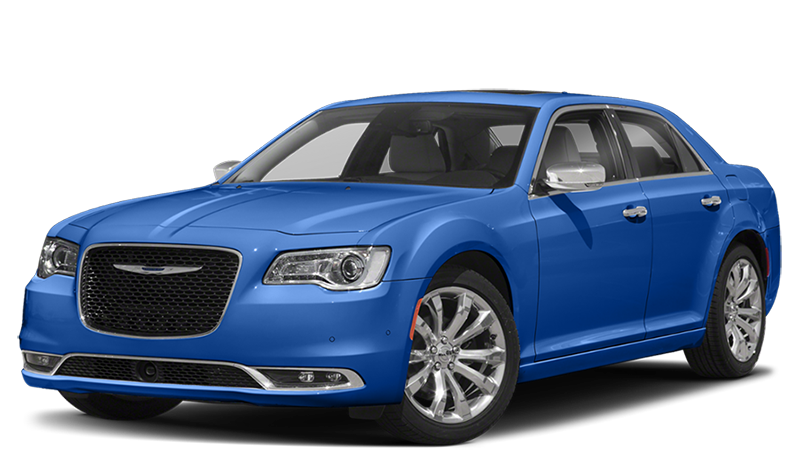 2019 Chrysler 300 Blue
