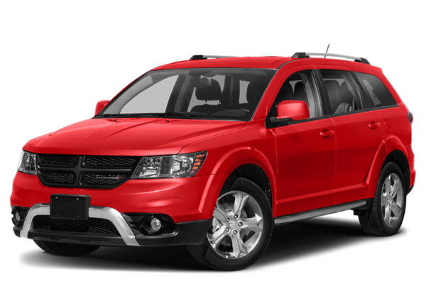 2019 Dodge Journey Red
