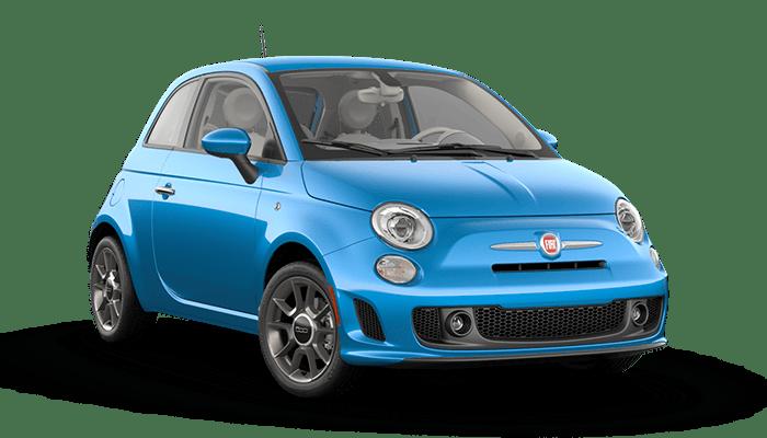 2019 Fiat 500 Pop