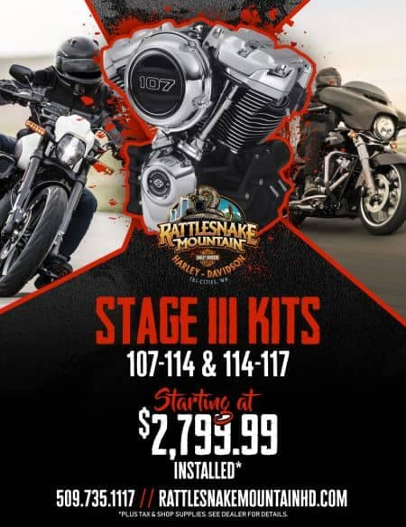 Stage III Upgrade Conversion Kits