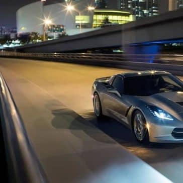2019 Chevrolet Corvette Stingray