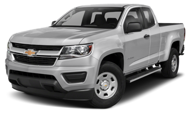 2020 chevy colorado silver