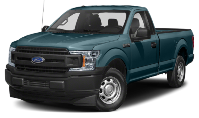 2020 ford f-150 green exterior