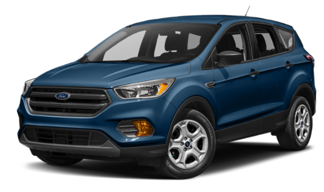 2019 ford escape blue exterior
