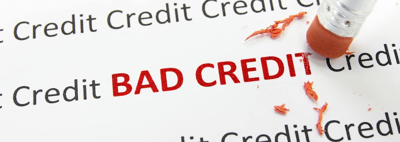 bad credit information photo