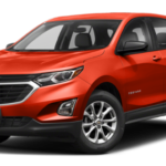 2020 chevrolet equinox red exterior