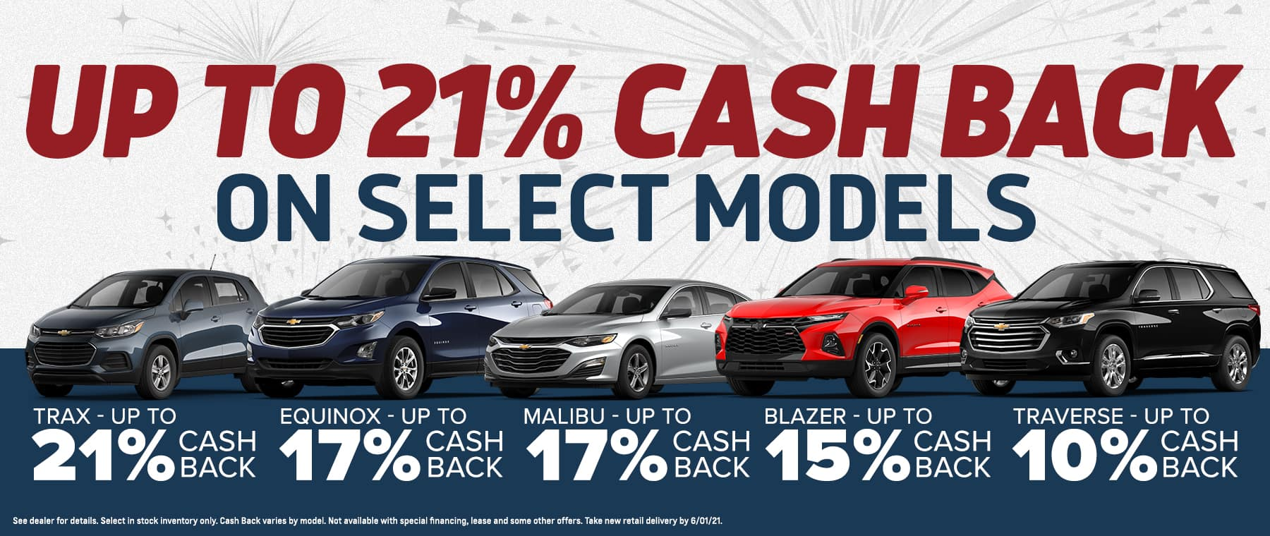 Up to 21% Cashback
