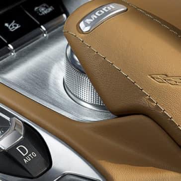 Interior - Corvette