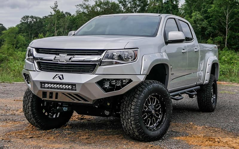 Custom Chevrolet Colorado
