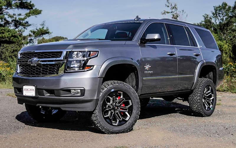 Custom Chevrolet Tahoe