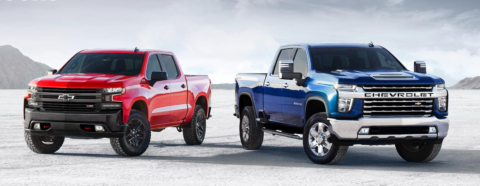 2021 Chevrolet Trucks Diesel Engine