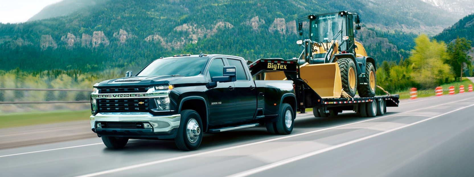 2021 Chevrolet Truck Towing Capacity