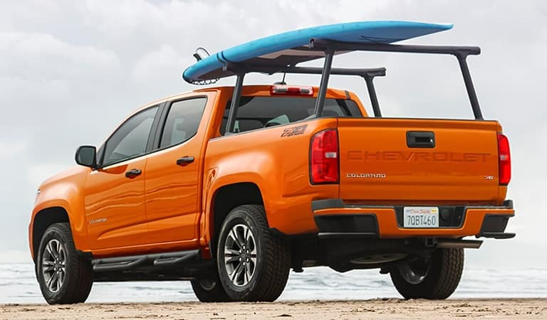 New 2021 Chevrolet Colorado Norfolk VA