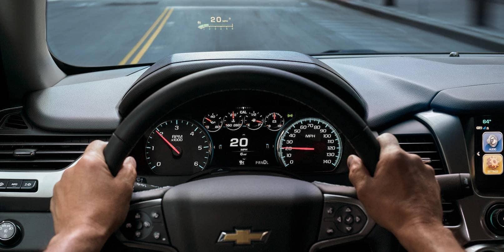 2019 Chevy Tahoe Steering Wheel