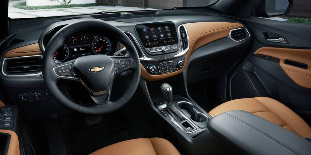 2020 Chevy Equinox Dash