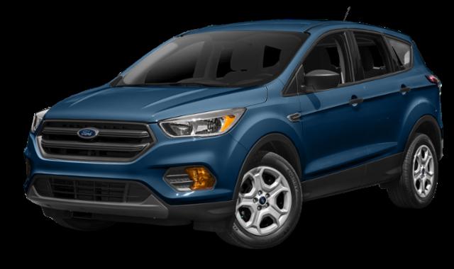 2019 ford escape blue exterior