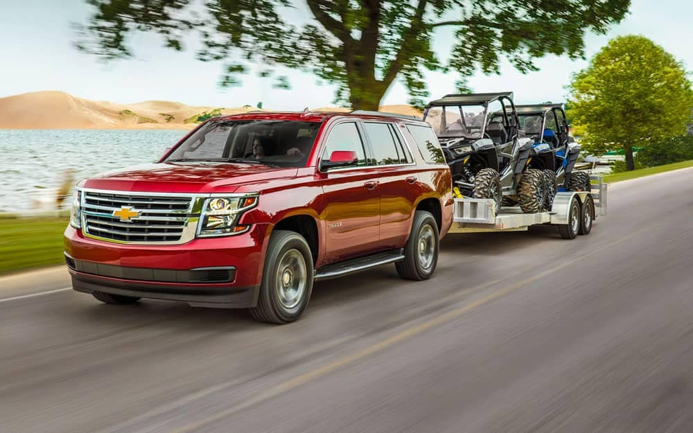 2020 Chevy Tahoe