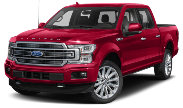 2020 ford f-150 red exterior