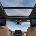 2021 chevy suburban interior image from back seat