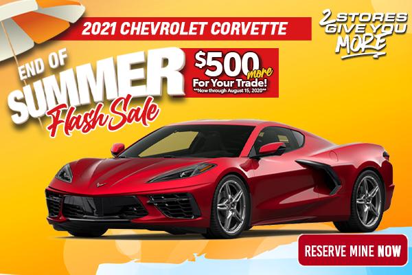 Corvette Special