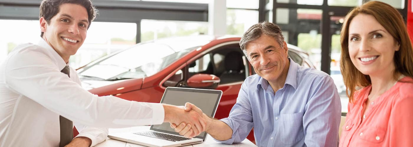 auto loan contract confirmation