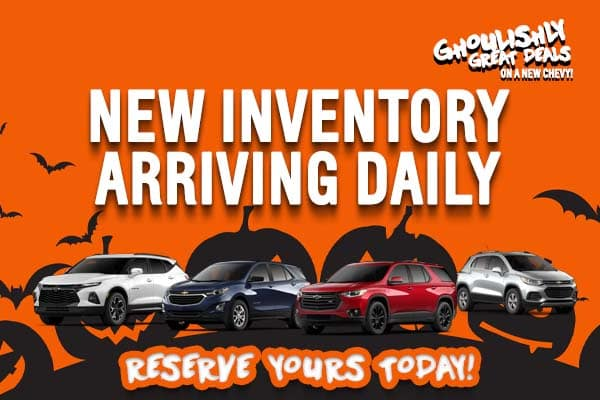 New Vehicles Offer