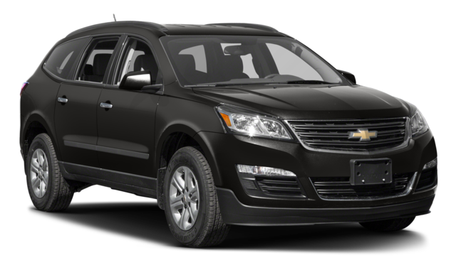 2017 Chevrolet Traverse FWD 4dr LS w:1SM