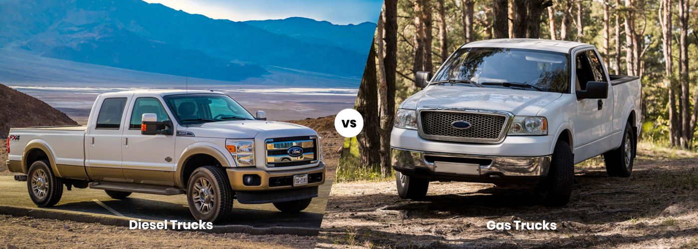 Diesel vs. Gas Trucks