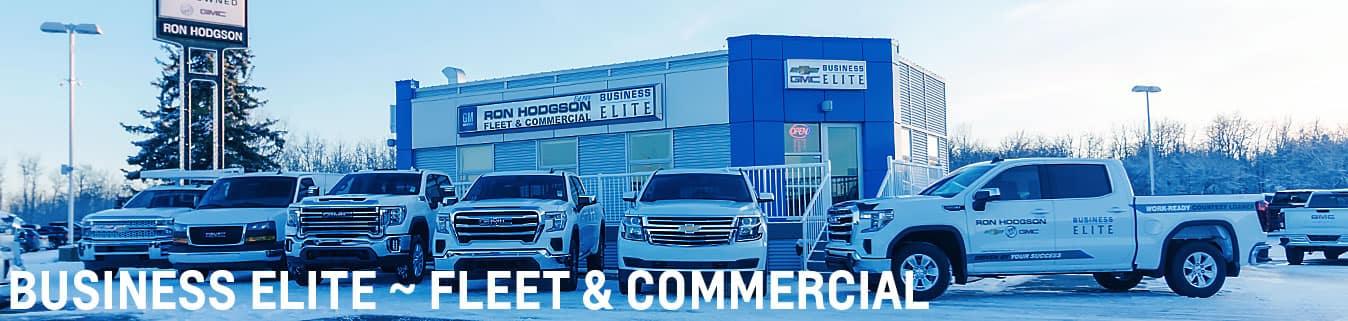 Business elite fleet & commercial