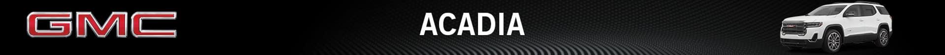 GMC Acadia