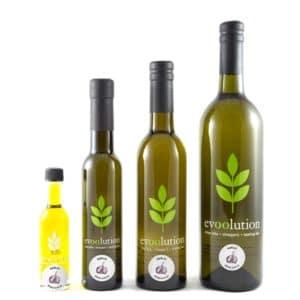 olive oil, bottle, 4 sizes, garlic infused