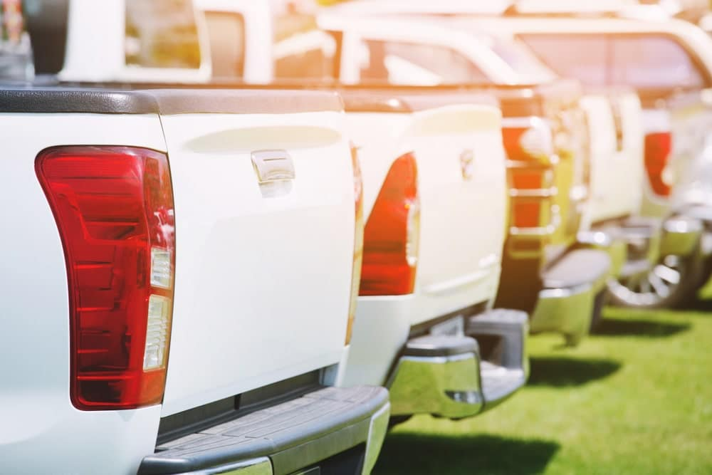 5 things to know before buying a used pickup truck