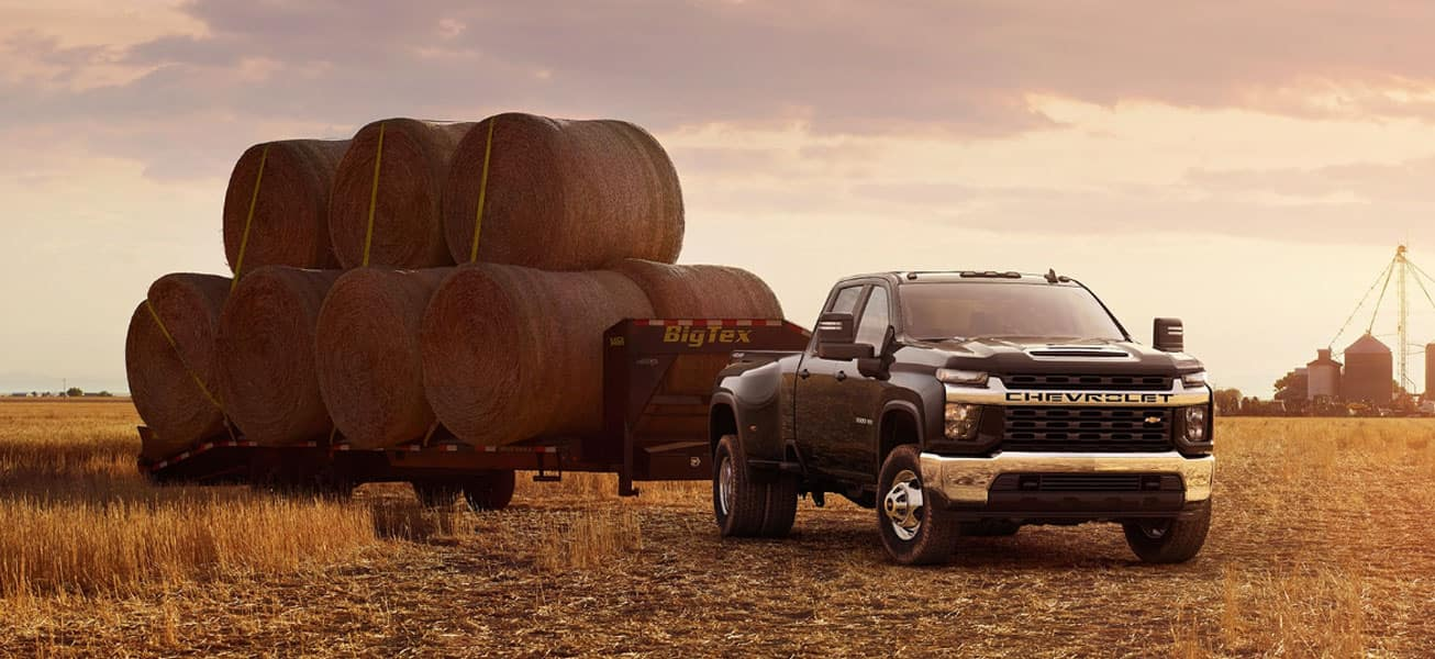 2020 Chevrolet Silverado 3500HD work truck near Woodridge ON