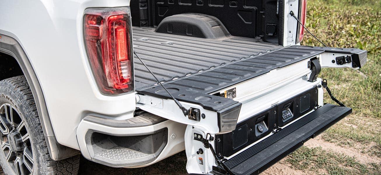 2020 GMC Sierra 2500HD MultiPro Tailgate