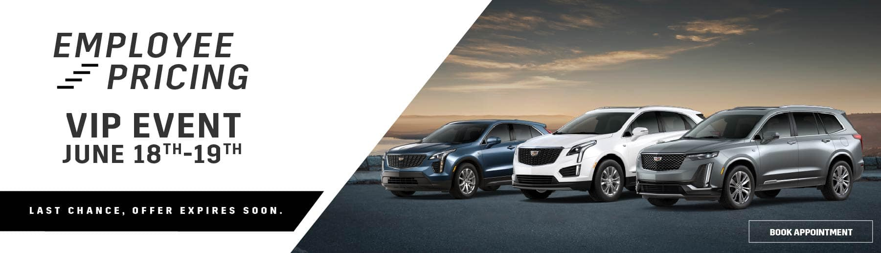 The Roy Foss Cadillac VIP Event