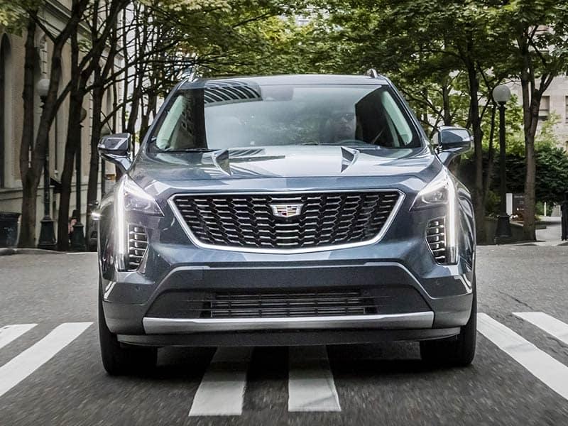2021 Cadillac XT4 powertrain and performance