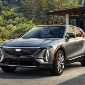 2023 Cadillac LYRIQ Futuristic Styling