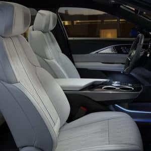 2023 Cadillac LYRIQ Interior Comfort