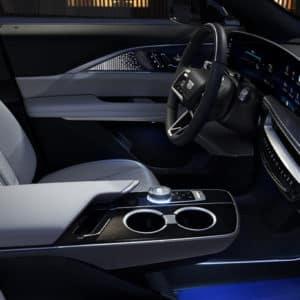 2023 Cadillac LYRIQ Interior Convenience