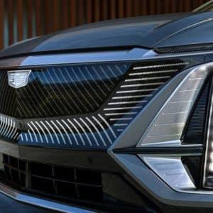 2023 Cadillac LYRIQ Signature Cadillac Front Grille