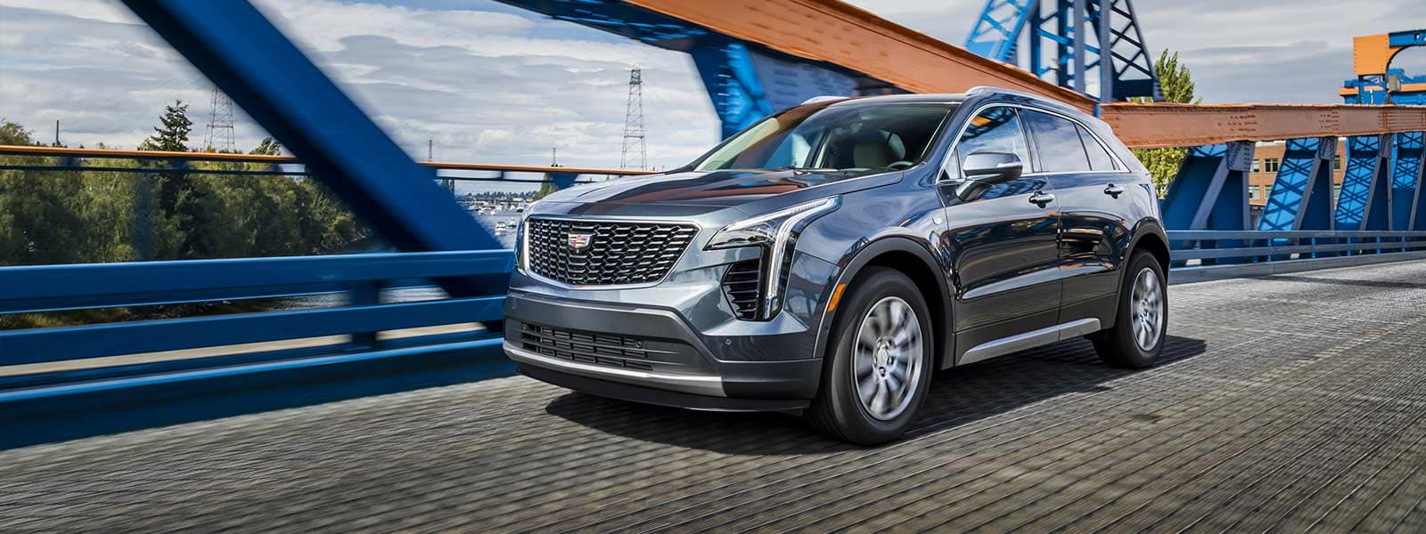 Buy or lease 2021 Cadillac XT4 in Woodbridge Ontario