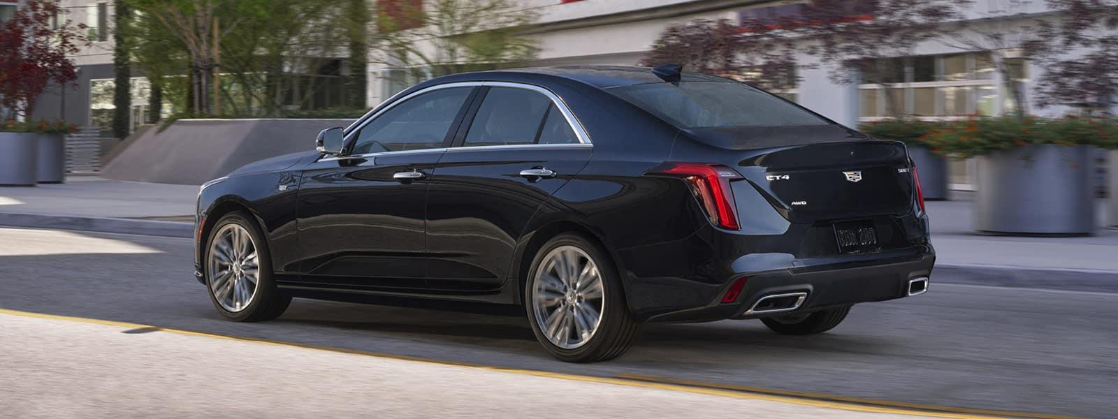 Buy or lease new 2021 Cadillac CT4 in Woodbridge Ontario