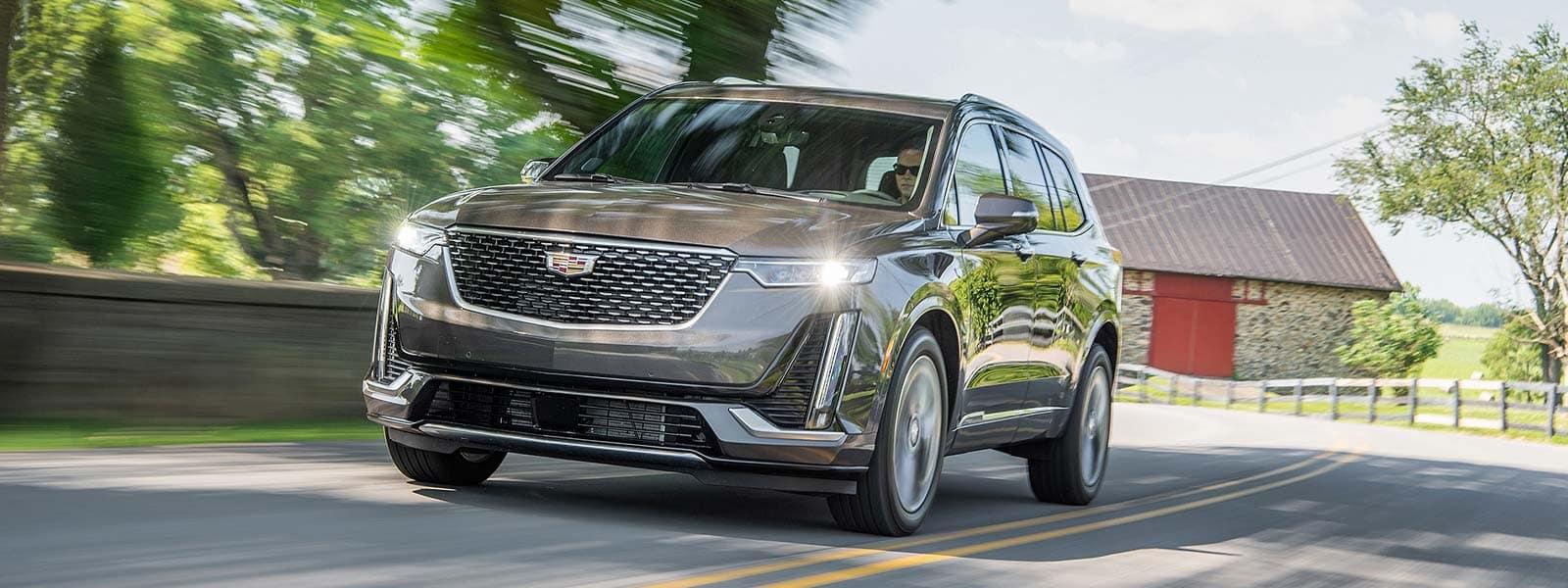 Buy or lease new 2021 Cadillac XT6 in Woodbridge Ontario