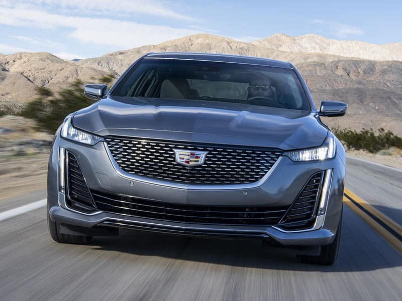 New 2021 Cadillac CT5 powertrain and performance