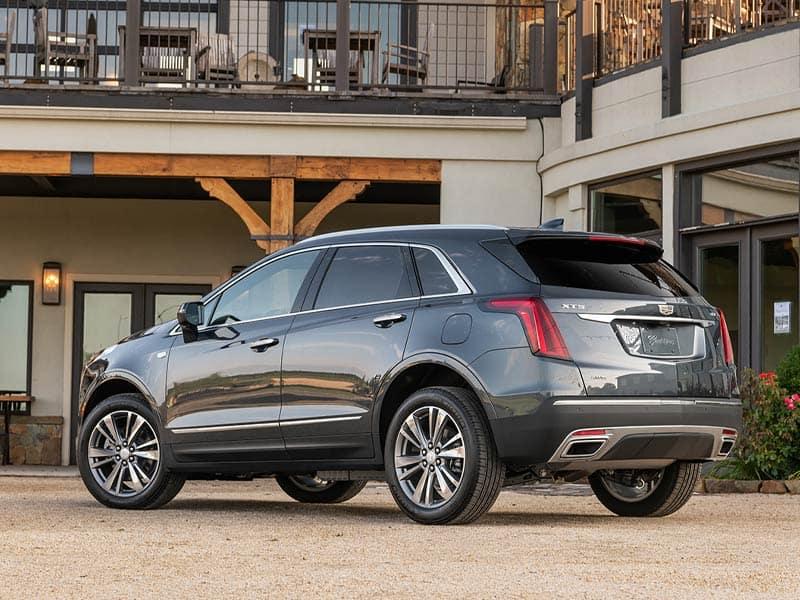 New 2021 Cadillac XT5 powertrain and performance