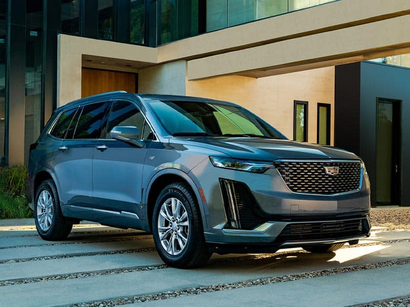 New 2021 Cadillac XT6 engine options and trim levels