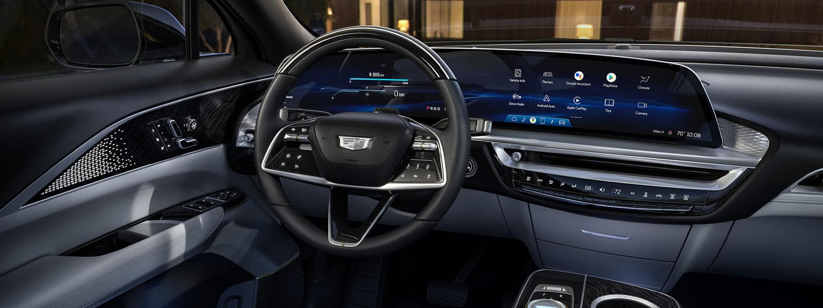 Pre-order 2023 Cadillac LYRIQ EV in Woodbridge Ontario